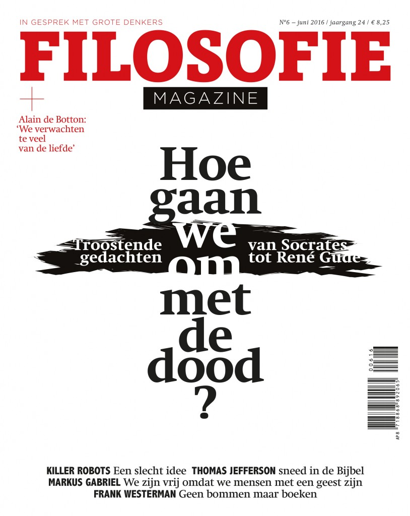Filosofie Magazine 6 - 2016