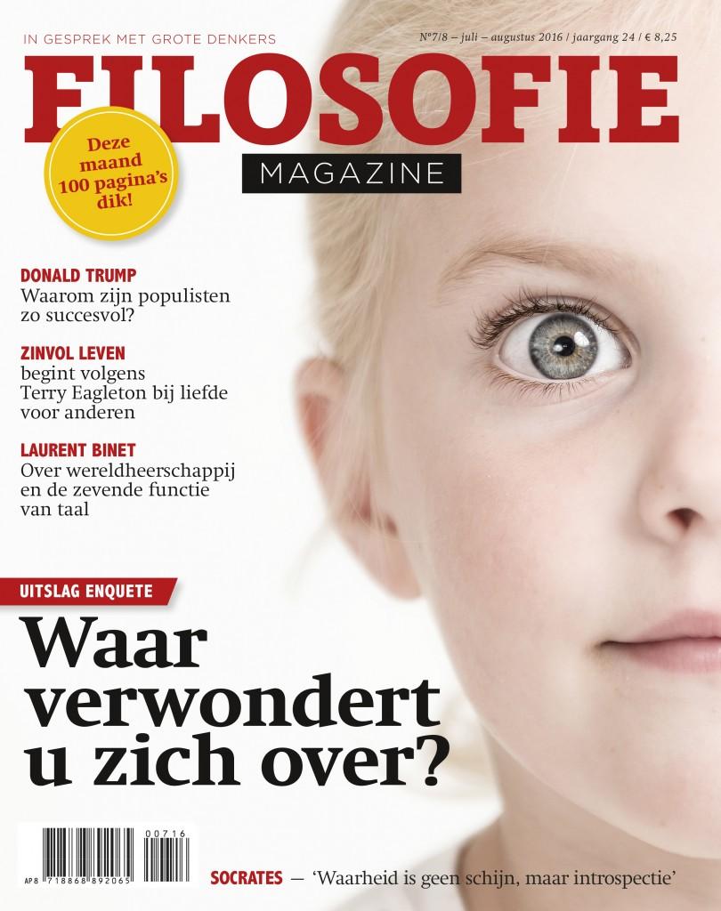 Filosofie Magazine 7/8 - 2016
