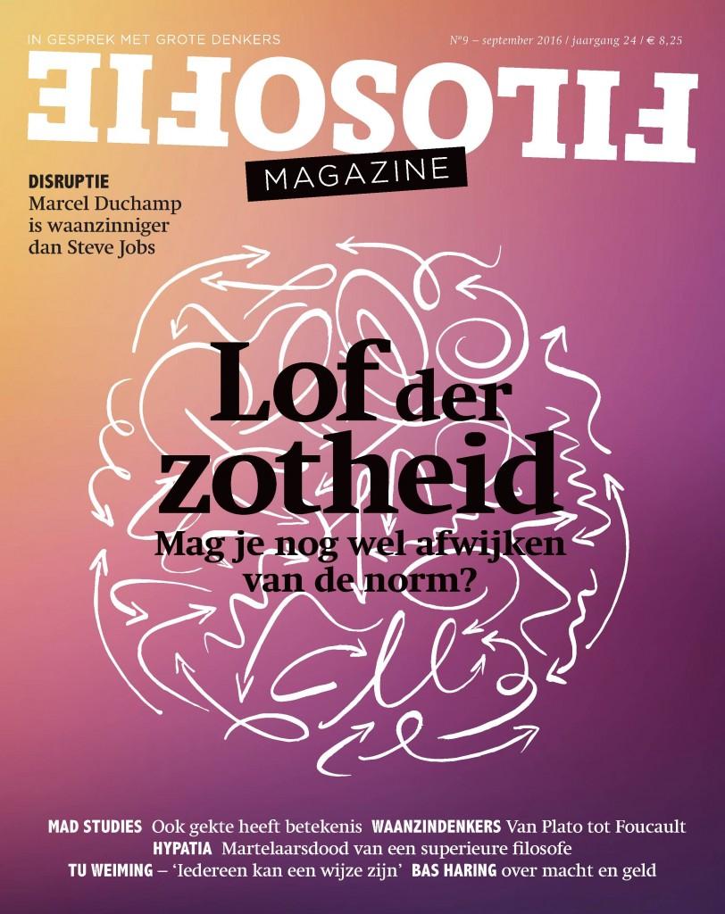 Filosofie Magazine 9 - 2016