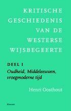 Kritische geschiedenis van de westerse wijsbegeerte