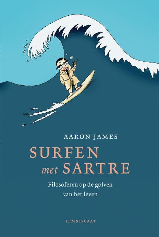 Surfen met Sartre