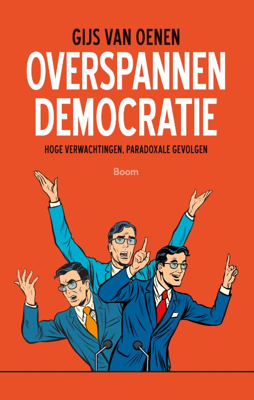 Overspannen democratie