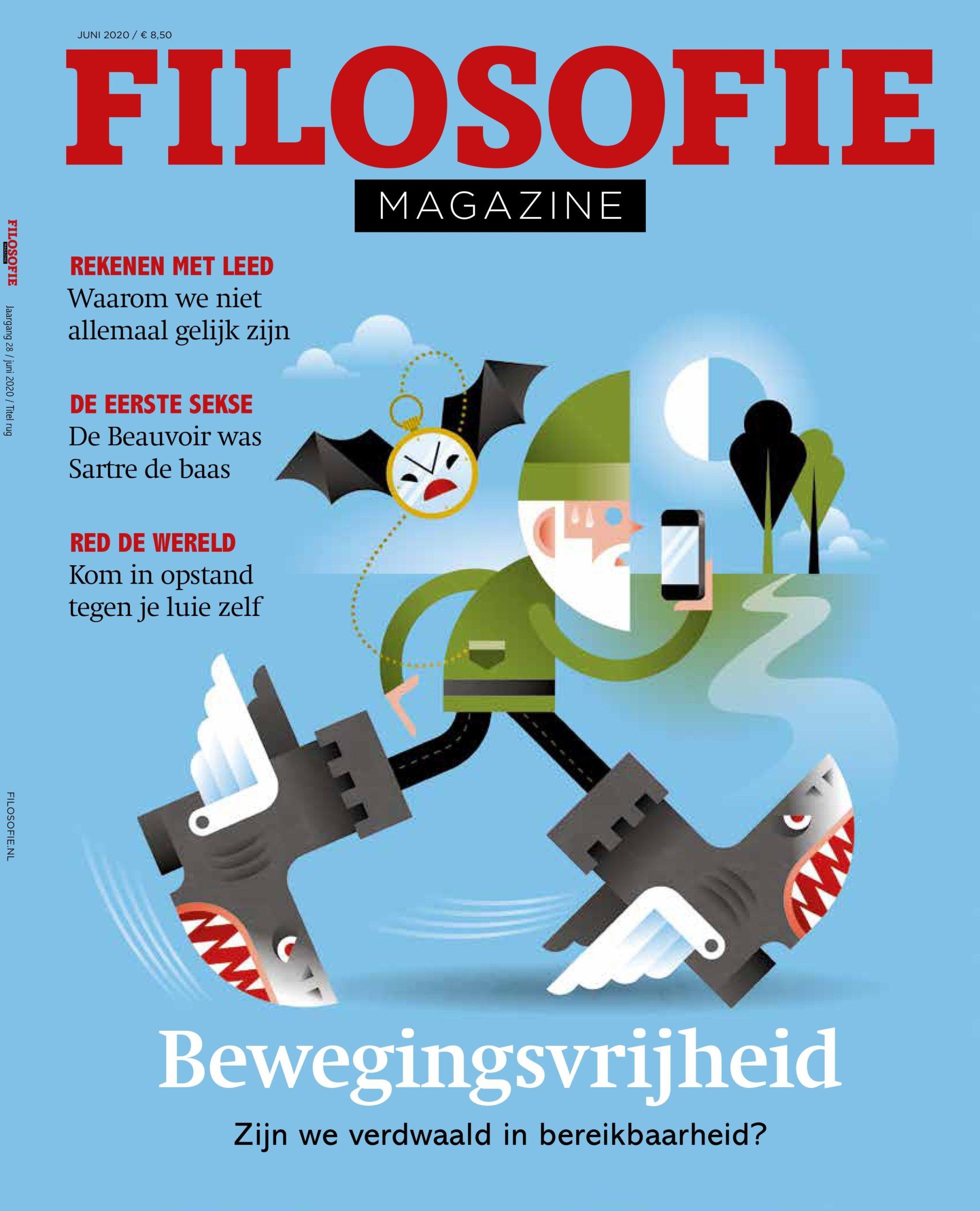22x Filosofie Magazine met korting