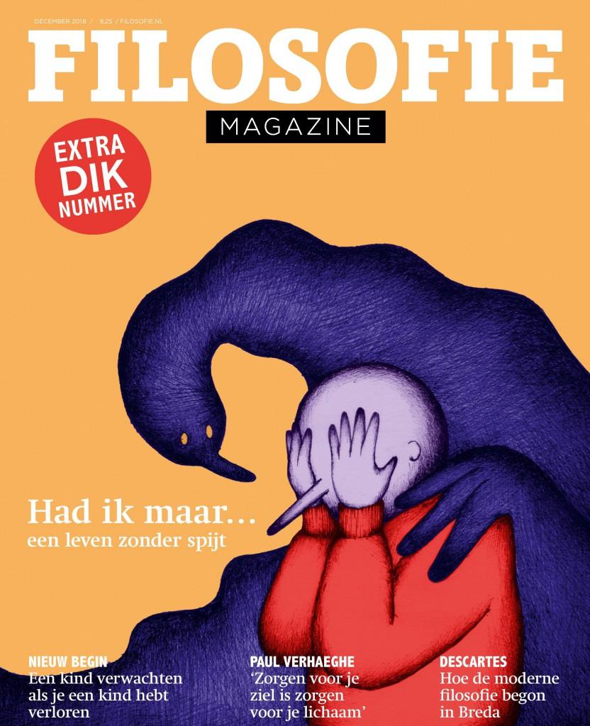 Filosofie Magazine 12 - 2018
