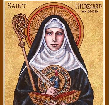 Hildegard von Bingen - Filosofie Magazine