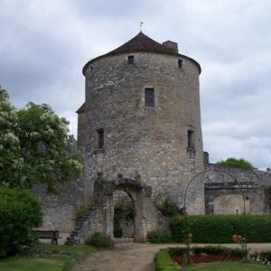 De toren van Montaigne.