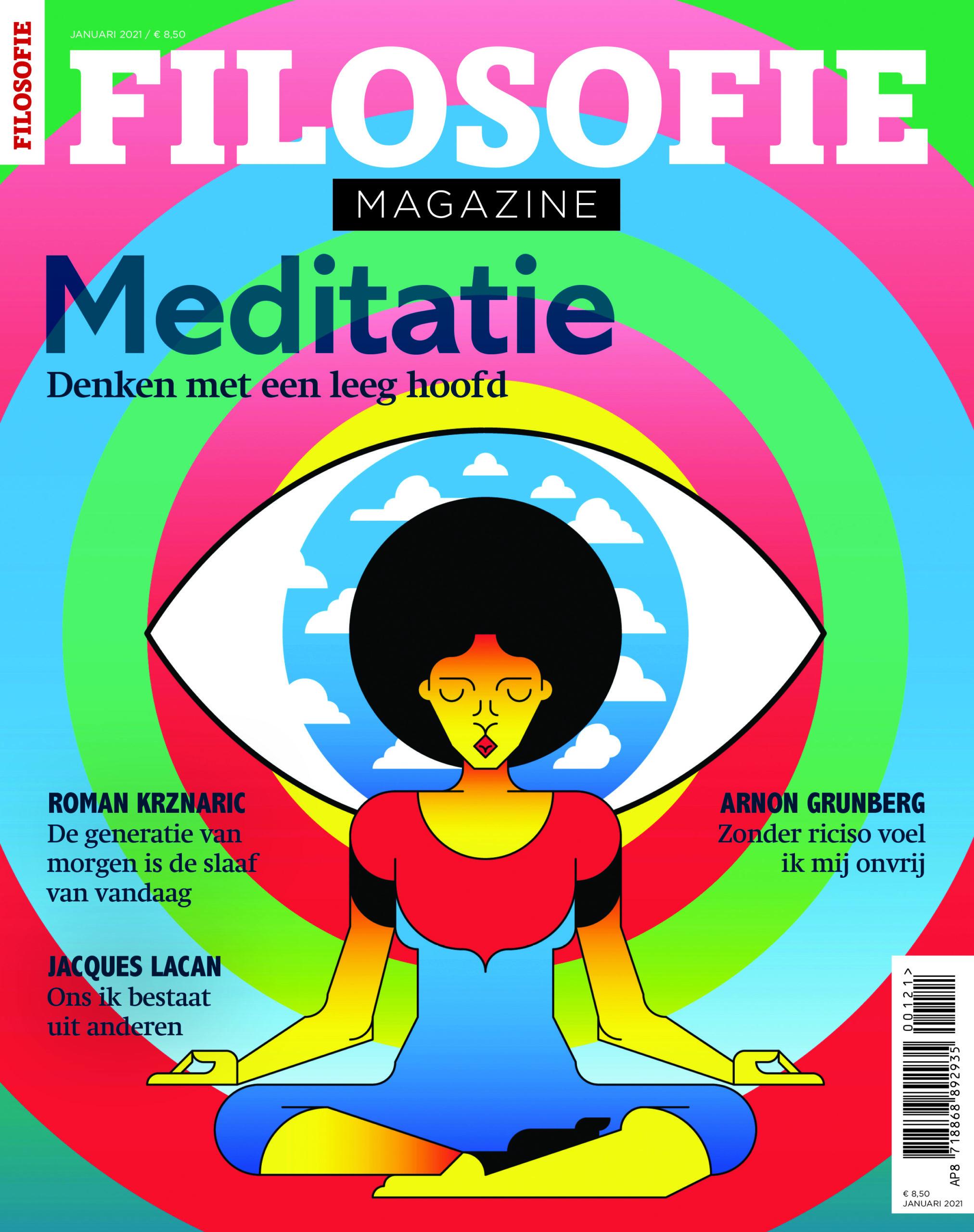 Filosofie Magazine 2021 - 01