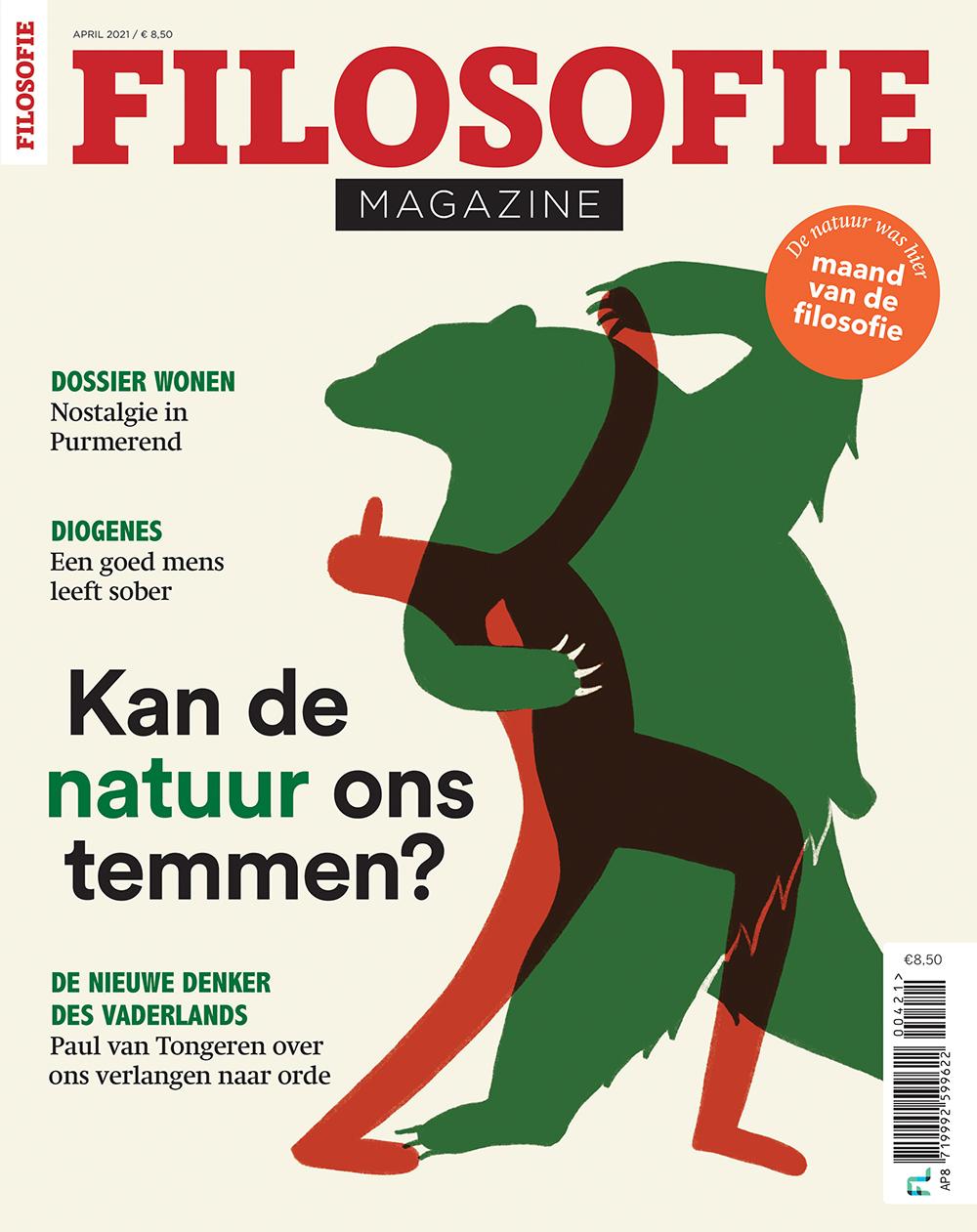 Filosofie Magazine 2021-04