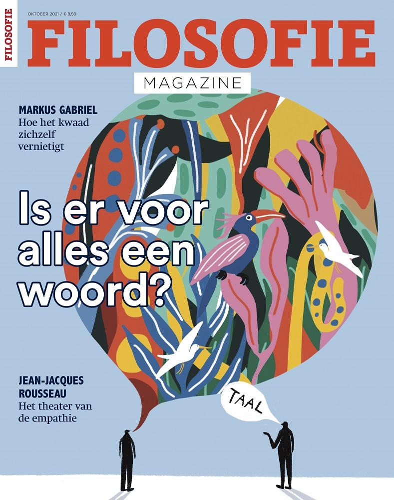 Filosofie Magazine 2021-10