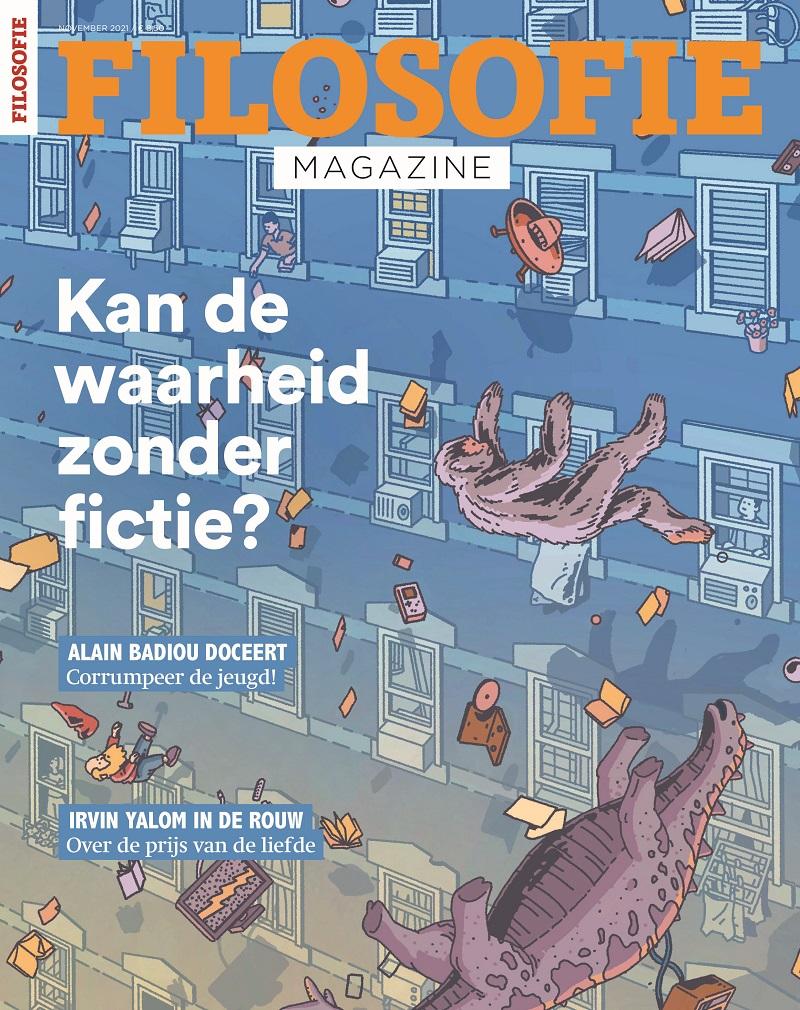 Filosofie Magazine 2021-11